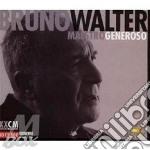 Maestro generoso cd musicale di Bruno Walter