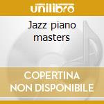 Jazz piano masters cd musicale