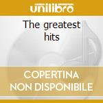 The greatest hits cd musicale di Cole nat king