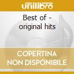 Best of - original hits cd musicale di Peggy Lee