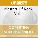 Various - Masters Of Rock, Vol. 1 cd musicale