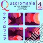 Arthur Rubinstein - The Legacy cd musicale di RUBINSTEIN