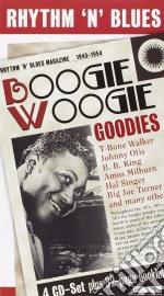 Boogie woogie goodies cd musicale di Artisti Vari
