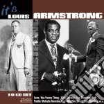 Armstrong Louis - It's Louis - 10cd cd musicale di Louis Armstrong