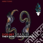 Sham 69 - They Don't Understand cd musicale di Sham 69