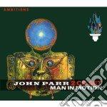 Man in motion cd musicale di John Parr