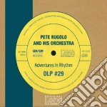 Pete Rugolo & His Orchestra - Adventures In Rhythm cd musicale di Rugolo pete and his