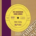 Dickenson / Green - Slidin' Swing cd musicale di Green Dickenson vic