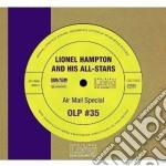 Lionel Hampton - Air Mail Special cd musicale di Hampton lionel and his all-sta