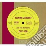 Illinois Jacquet - Illinois Jacquet And His Orchestra cd musicale di Illinois Jacquet