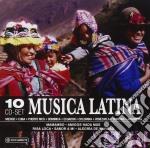 Musica latina cd musicale di Artisti Vari