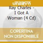 I got a woman cd musicale di Ray Charles