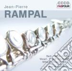 Jean-pierre Rampal - Portrait cd musicale di Rampal jean pierre