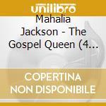 The gospel queen cd musicale di Mahalia Jackson