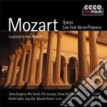Mozart, Wolfgang Ama - Opera Live In Aix-en-provence - 4cd cd musicale di Wolfgang ama Mozart