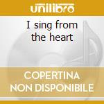 I sing from the heart cd musicale di Mario Lanza