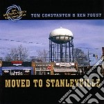 Tom Constanten - Moved To Stanleyville cd musicale di Tom Constanten