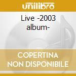 Live -2003 album- cd musicale di Nils Lofgren