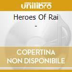 MOM:HEROES OF RAI cd musicale di ARTISTI VARI