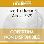 LIVE IN BUENOS AIRES 1979 cd musicale di EVANS BILL TRIO