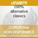 100% alternative classics cd musicale