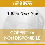 100% NEW AGE cd musicale di ARTISTI VARI