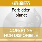 Forbidden planet cd musicale di Billy Bang's