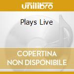 PLAYS LIVE cd musicale di SCOFIELD J. QUARTET