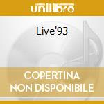 LIVE'93 cd musicale di CHARLES RAY
