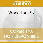 World tour 92 cd musicale di Guns'n'roses