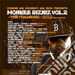 Monkee Bizniz Vol.2 - The Italian Biz cd musicale di ARTISTI VARI
