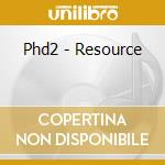 Resource cd musicale