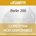 Berlin 200 cd musicale
