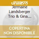Samba in june cd musicale di Jermaine Landsberger