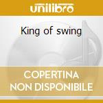 King of swing cd musicale di Games Mind