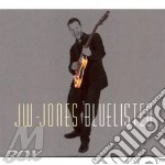 Jw-jones Blues Band - Bluelisted cd musicale di JW JONES