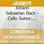 Cello suites cd musicale di Bach