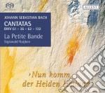 Bach Js- Int. Delle Cantate Pe Rl'anno L cd musicale di Bach