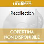 Recollection cd musicale di Leni Stern