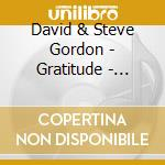 David & Steve Gordon - Gratitude - Relaxing Native American Flu cd musicale di GORDON DAVIS & STEVE