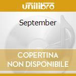 September cd musicale
