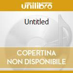 Untitled cd musicale