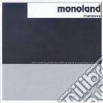 Monoland - Manouva cd musicale di Monoland