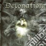 Detonation - An Epic Defiance cd musicale
