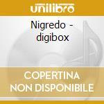 Nigredo - digibox cd musicale