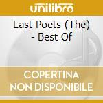 THE BEST OF cd musicale di LAST POETS