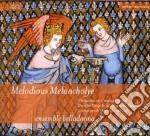 Melodious melancholye cd musicale