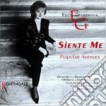 Siente me (popular avenues) cd musicale di Miscellanee