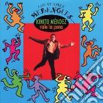 Meyores merengue, los cd musicale di Kinito Mendez