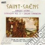 Slovak Phil. Orchestra - Camille Saint Saens cd musicale di Saint-saens